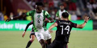 Mexico Wallop Nigeria's Super Eagles 4-0