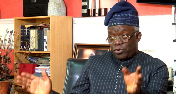 We're In Trouble If INEC Is Barred From Transmitting Election Results Electronically – Falana