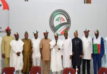 BREAKING: PDP Govs Insist On Electronic Transmission Of Results
