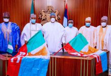 APC To PDP Governors: Your Colleagues Joning Us Because Buhari Inspires Them