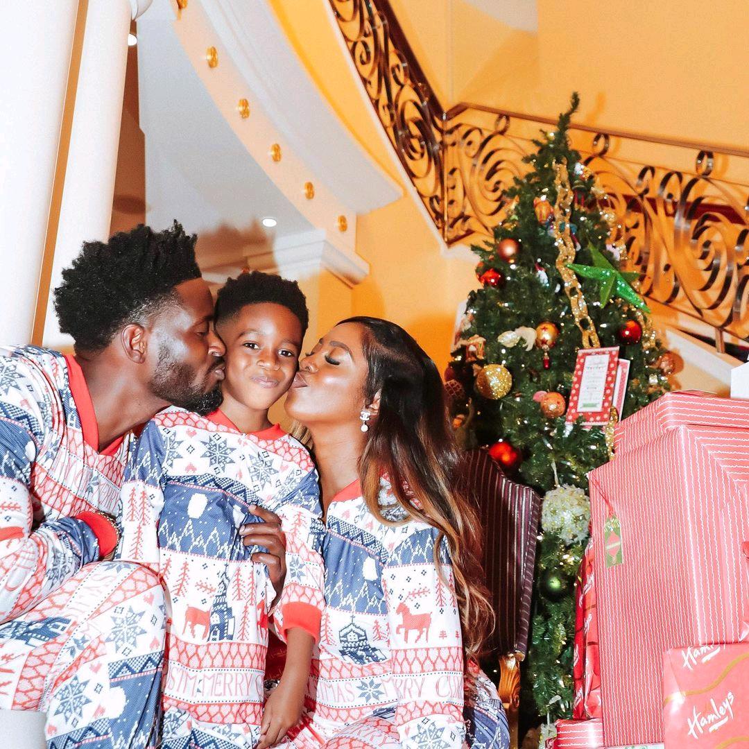 Tiwa Savage Celebrates Her Son, Jamil As He Clocks 6