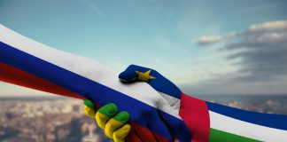 600 Russian Instructors to Come to Central Africa