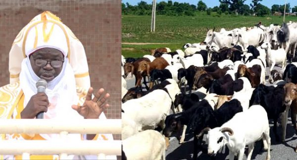Taraba Emir Gives Herders 30-Day Ultimatum To Vacate Forests