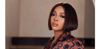 Why I Don't Support Women Paying Spousal Support To Men - Toke Makinwa