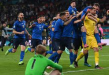 Italy Wins Penalty Shoot Out To Lift Euro 2020