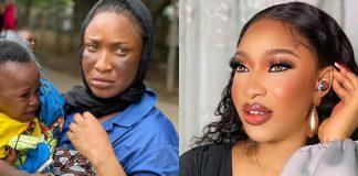 Excitement As Tonto Dikeh Returns To Nollywood