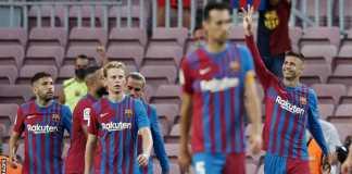 Barcelona Records Victory Over Getafe
