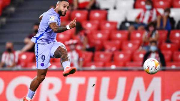 Memphis Depay Rescue Point For Barca With Debut Goal