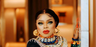 Bobrisky Flaunts Wads Of Cash Received For His 30th Birthday