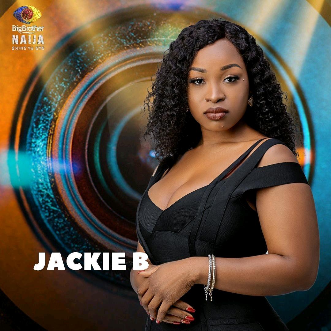 BBNaija Shine Ya Eye: I'm Not Interested In Any Man In The House - Jackie B