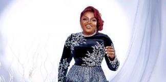 Funke Akindele Celebrates 44th Birthday