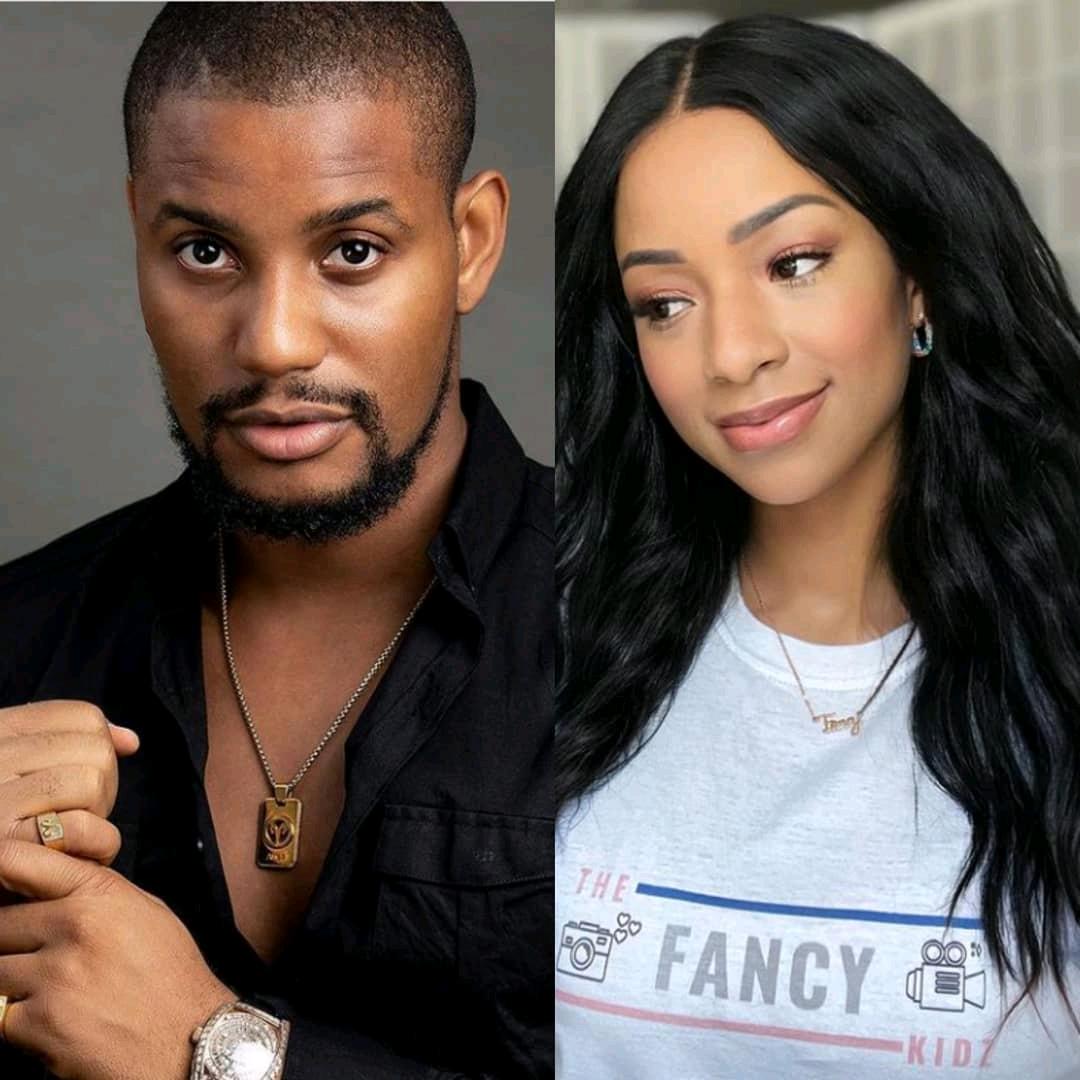 Actor Alexx Ekubo's Fiancée, Fancy Acholonu, Confirms Their Breakup