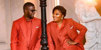 Funke Akindele, JJC Skillz Celebrate 5th Wedding Anniversary