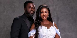 Mercy Johnson Okojie Celebrates 10th Wedding Anniversary With Hubby, Prince Okojie