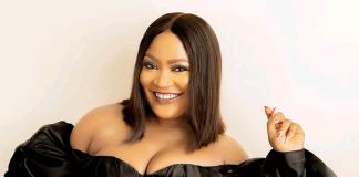 Actress Uche Elendu Blasts Trolls Who Criticized Her Dress
