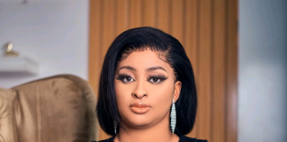 Actress Etinosa Idemudia Vows Never To Give Birth Again After Losing Dad