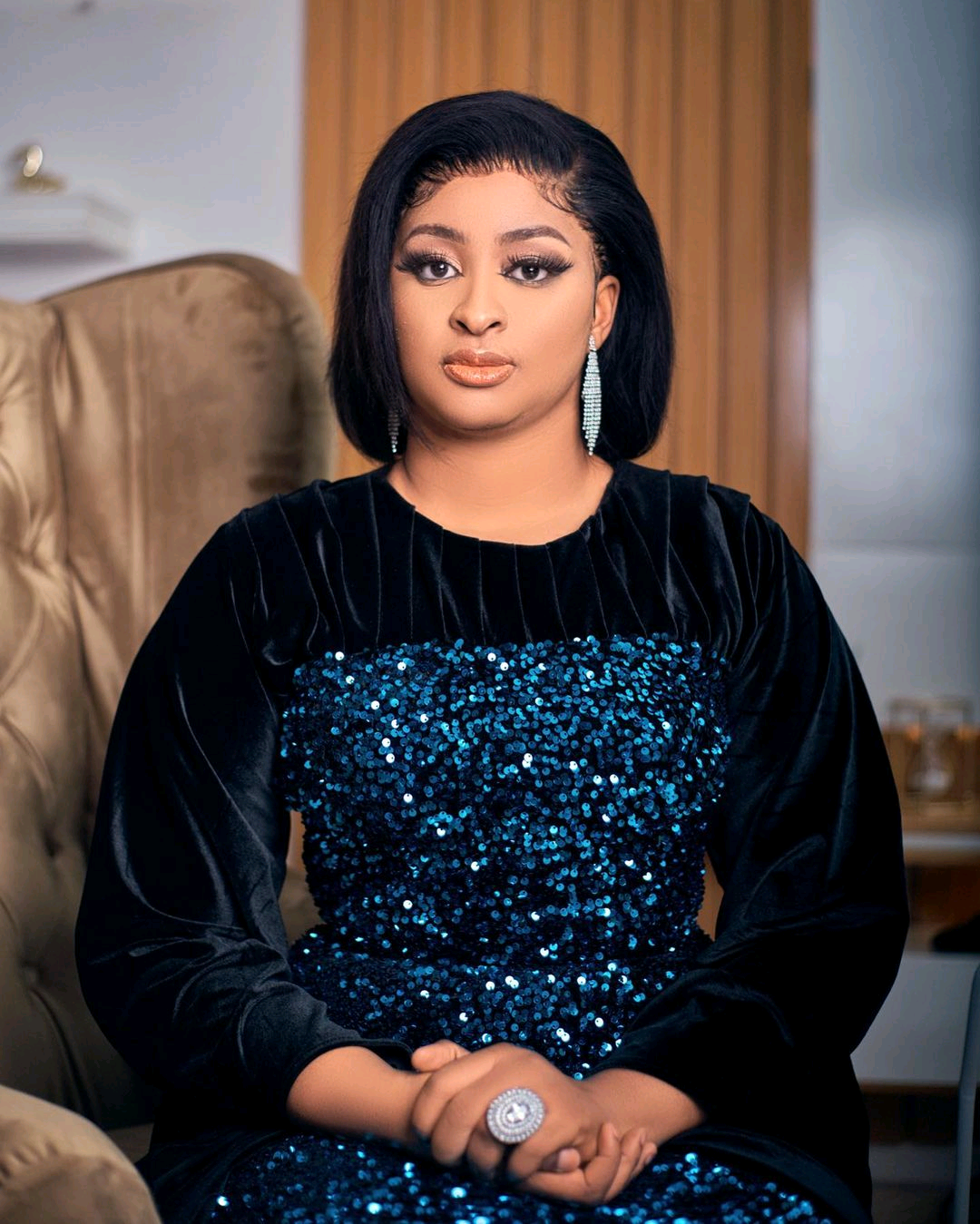 There Are More Relevant Things To Fight For Than Free Menstrual Pad For Girls - Actress Etinosa Idemudia
