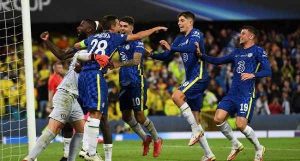 Chelsea Thrash Crystal Palace In Season Opener