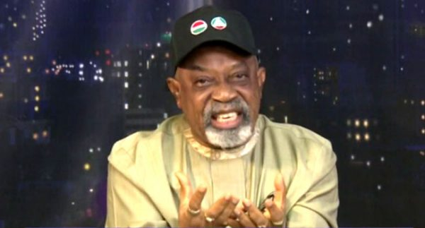 Ngige Threatens To Replace Striking Resident Doctors