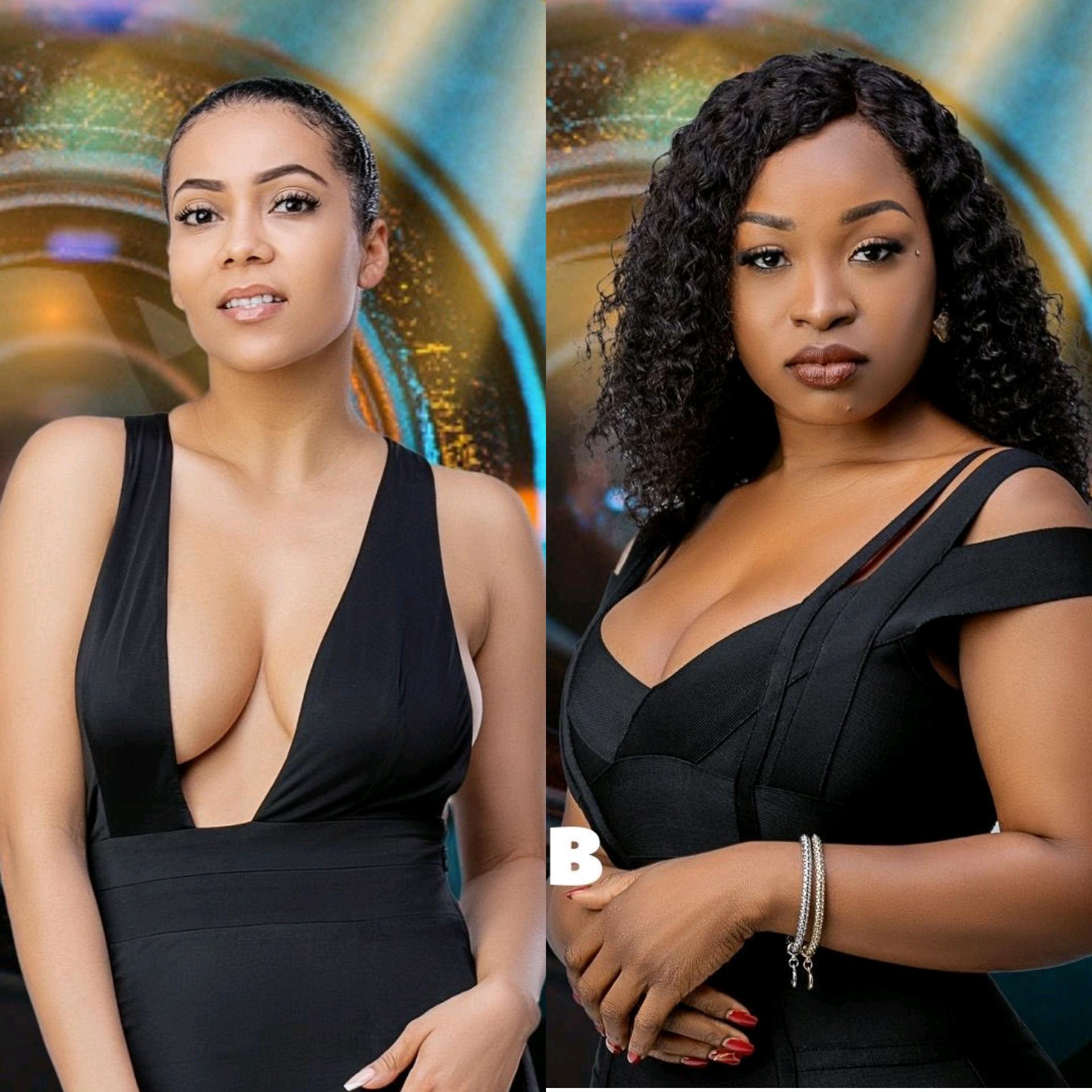 BBNaija Shine Ya Eye: I Don't Trust Maria - Jackie B