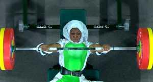Nigerian Powerlifter Latifat Tijani Wins Gold At Tokyo Paralympics