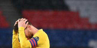 Barcelona Announce Lionel Messi's Departure