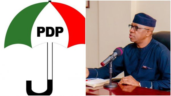 We Must Rescue Ogun From Claws Of Abiodun's Govt – PDP