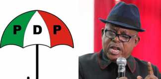 Court Restrains Secondus From Acting As PDP National Chairman
