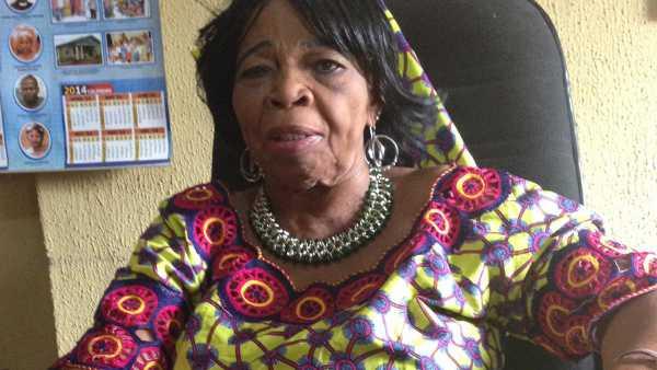 Ex-Nigerian First Lady, Victoria Aguiyi-Ironsi Is Dead