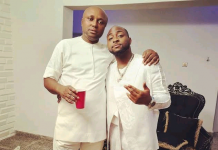'Help Me Beg My Oga Not To Sack Me,' Davido's Aide, Israel DMW Appeals To Nigerians