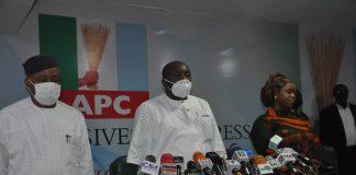 APC Inaugurates Ward Congress Appeal Committees