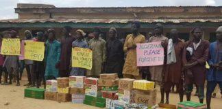 Boko Haram Commanders Beg Nigerians For Forgiveness