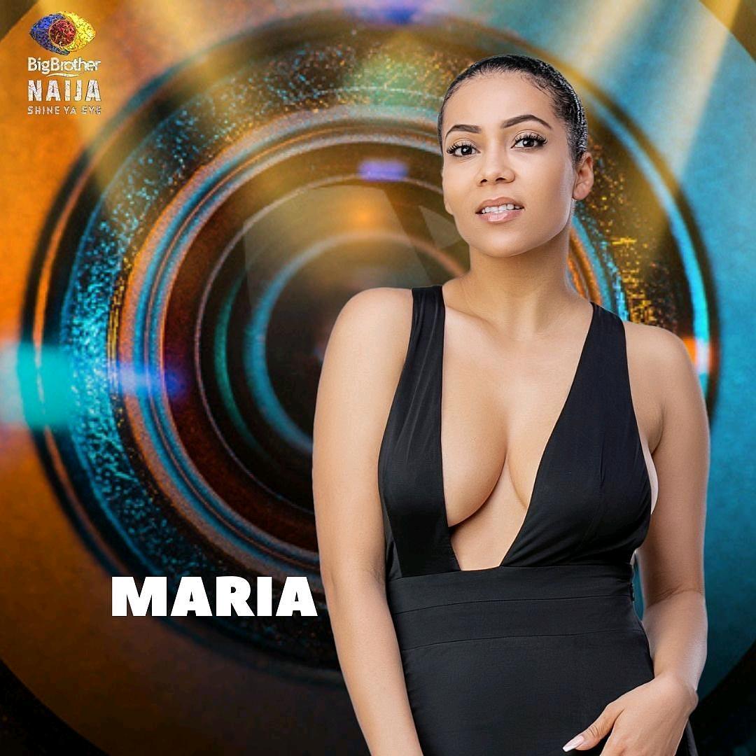 BBNaija Shine Ya Eye: Maria Nominates Six Housemates For Eviction