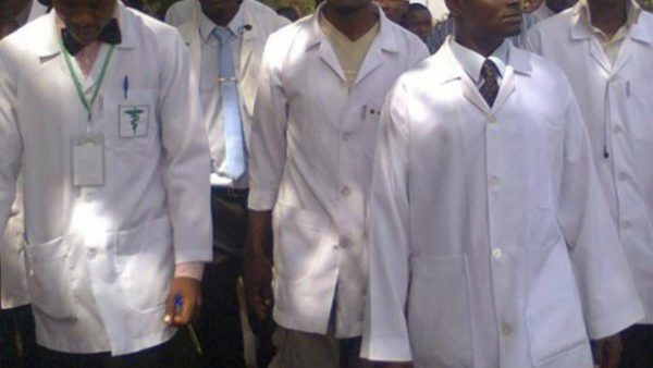 Striking Doctors' Meeting With Reps Ends In Deadlock