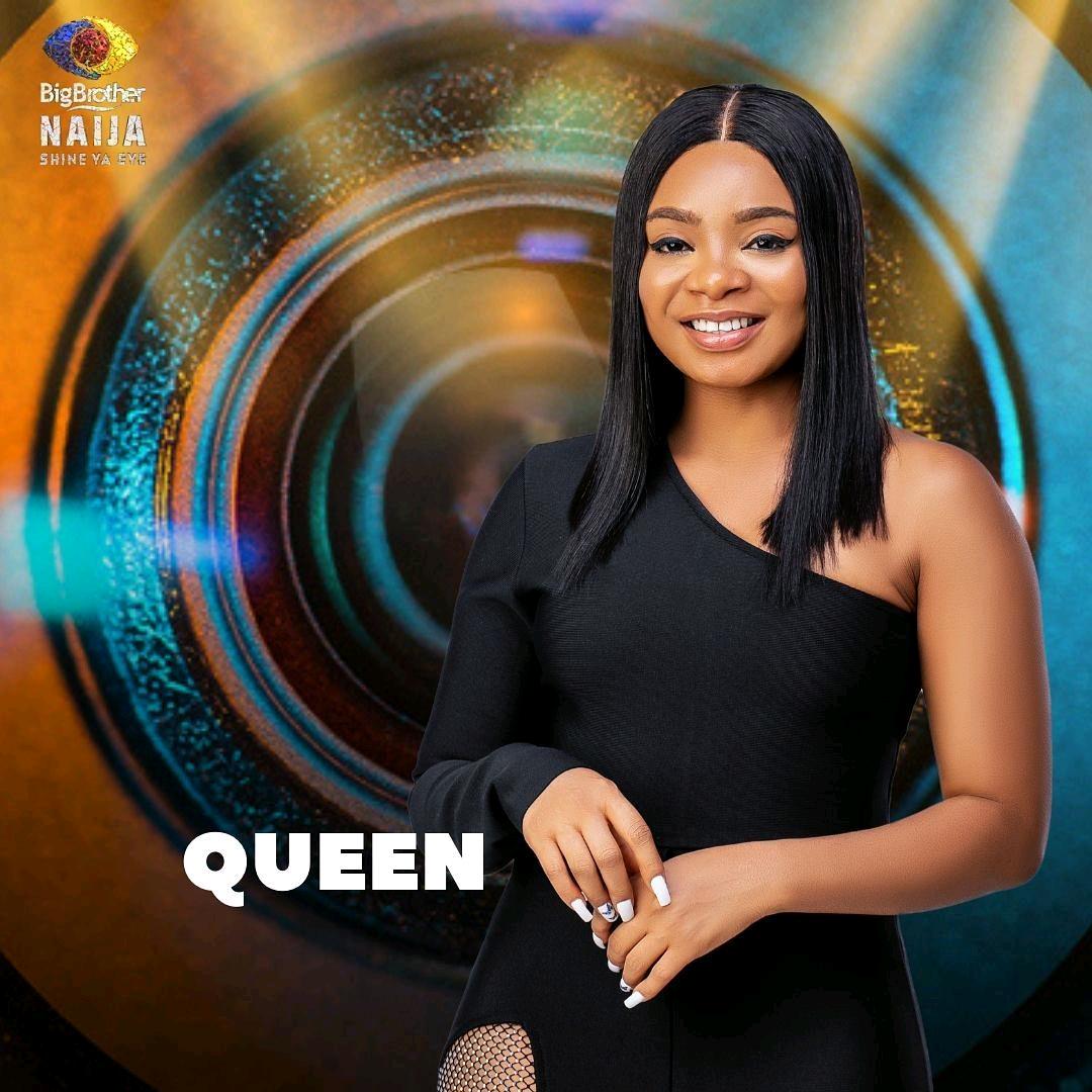 BBNaija Shine Ya Eye: I Wasn't Expecting Maria To Be Evicted - Queen
