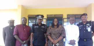 Kwara Govt Collaborates With Police To Combat Environmental Issues