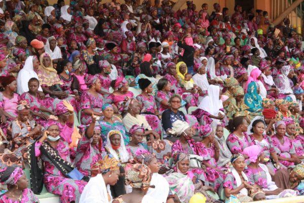 Women Rally Support For Governor AbdulRazaq In Kwara