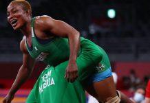 Tokyo Olympics: Nigeria's Oborodudu Clinches Silver Medal In Wrestling