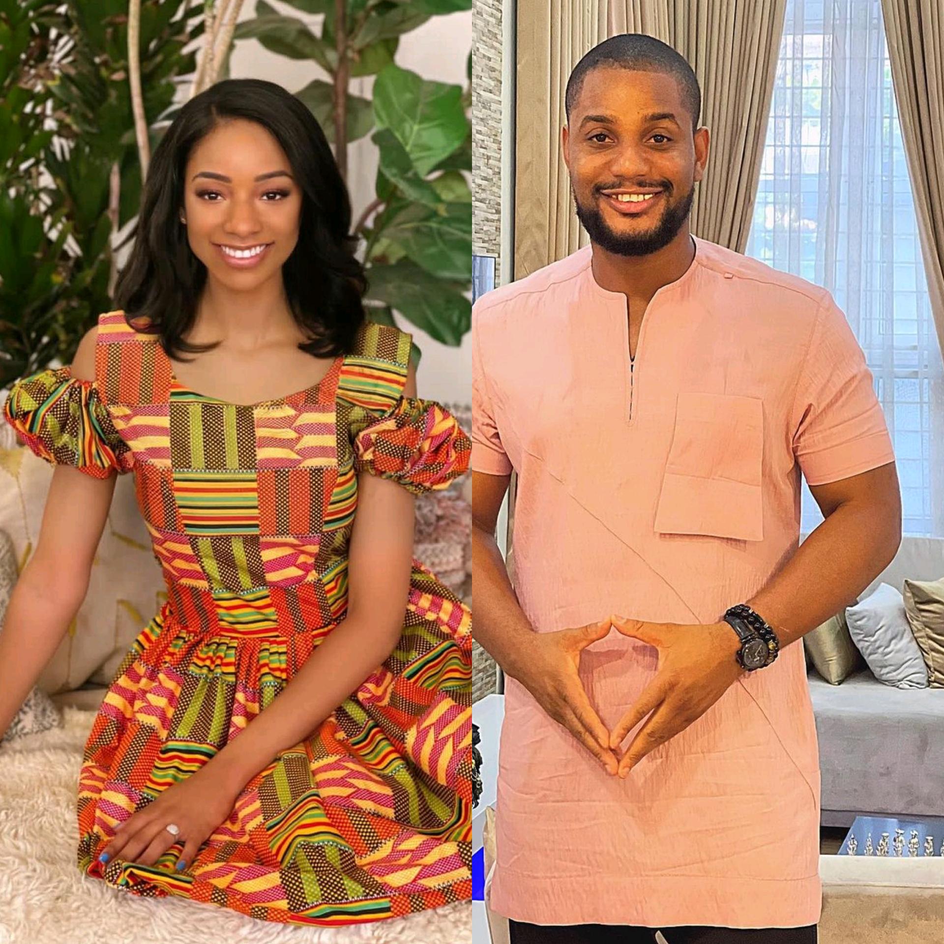 Alex Ekubo Allegedly Breaks Up With Fiancée, Fancy Acholonu 3 Months Before Their Wedding