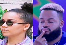 BBNaija Shine Ya Eye: I Don't Know Why I Nominated White Money For Eviction - Maria