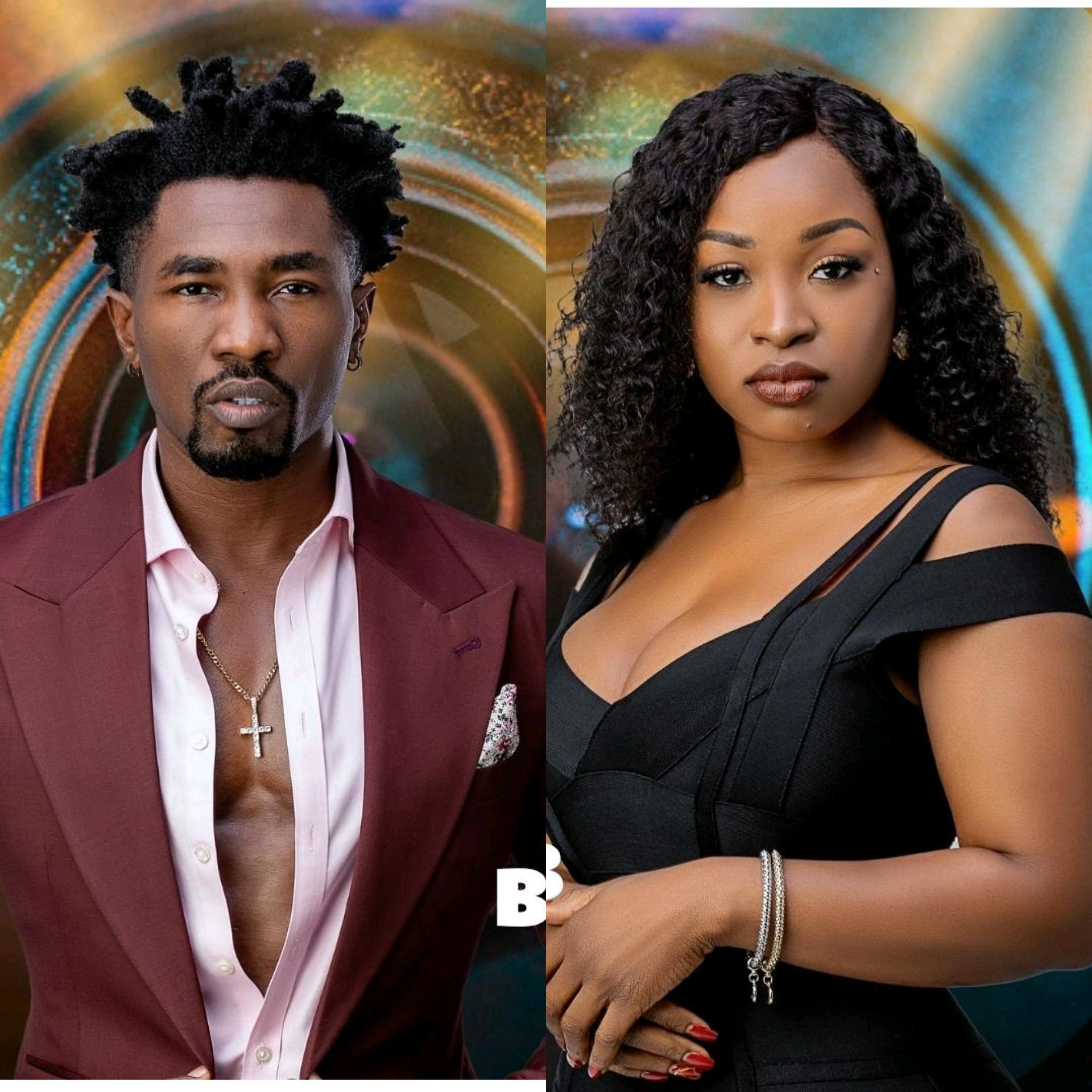 BBNaija Shine Ya Eye: Boma Wins Head Of House, Picks Jackie B As Deputy