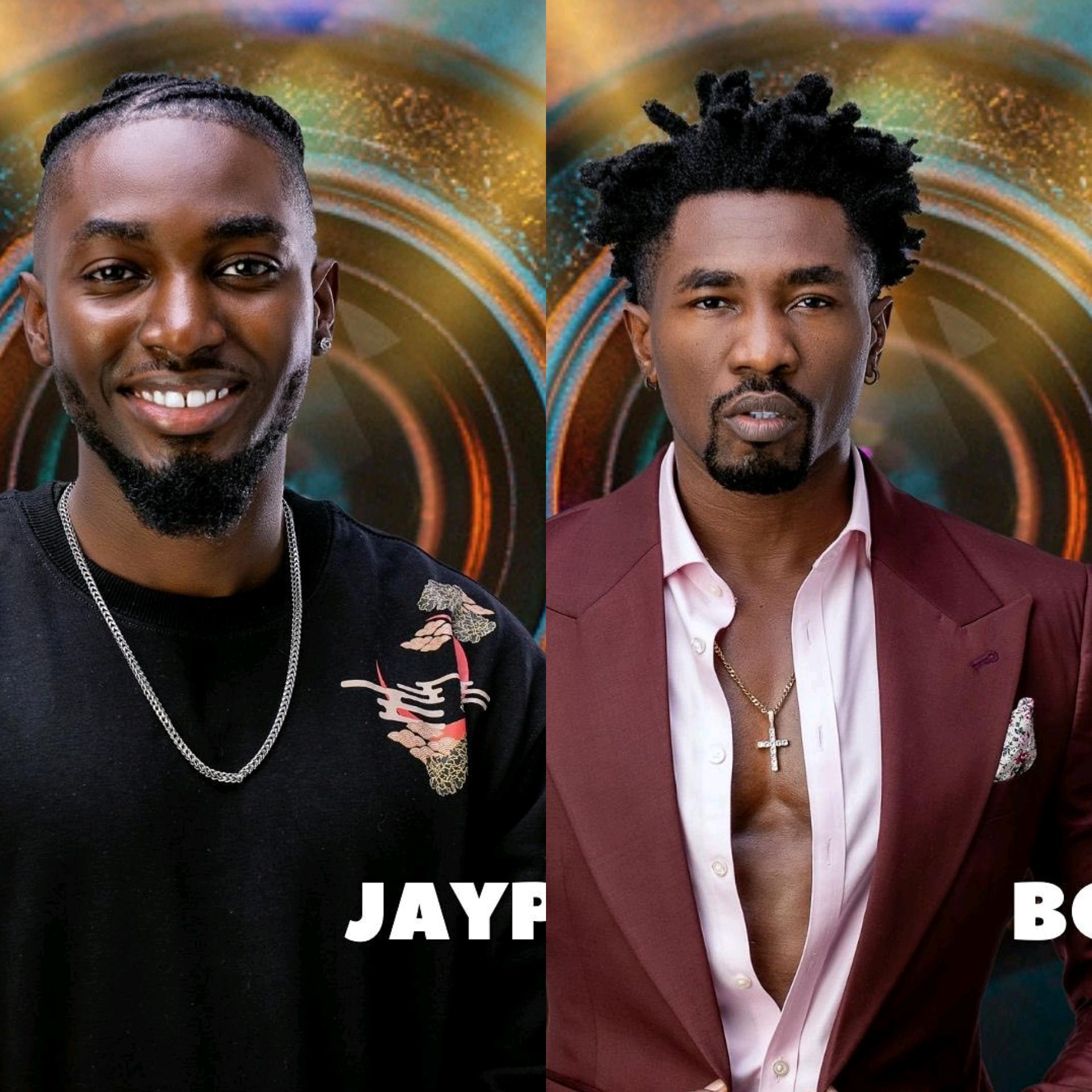 BBNaija Shine Ya Eye: Why I Saved Jay Paul - Boma