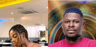 BBNaija Shine Ya Eye: 'Angel Has Made Advances Towards Me 5 Times In The Shower' - Niyi