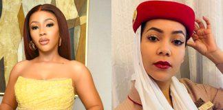 BBNaija Shine Ya Eye: Mercy Eke Drums Support For Maria