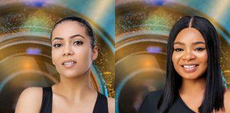 BBNaija Shine Ya Eye: Maria And Queen Clash Over Pere