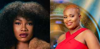 BBNaija Shine Ya Eye: Tacha Throws Weight Behind Princess