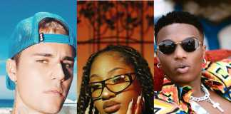 Justin Bieber Features On Wizkid, Tems' 'Essence' Remix