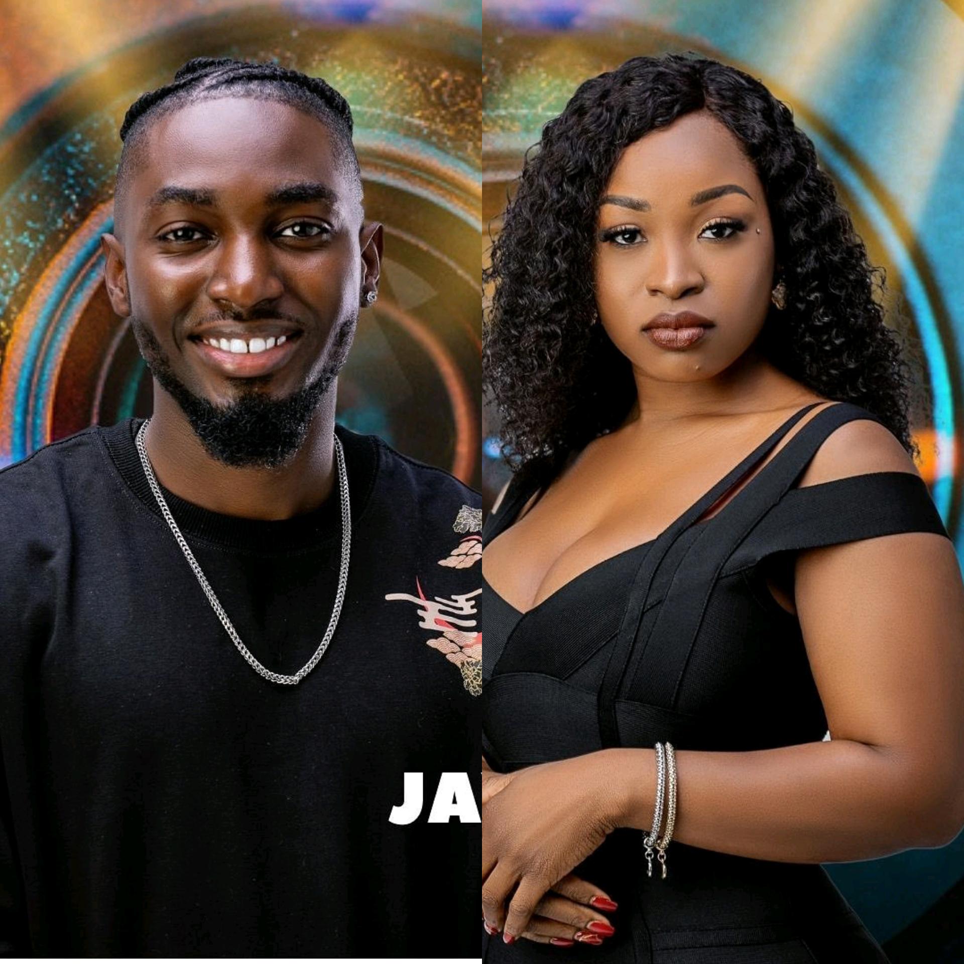 BBNaija Shine Ya Eye: Jackie B, Jay Paul Win Head Of House; Escape Possible Eviction
