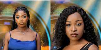 BBNaija Shine Ya Eye: Jackie B Accuses Angel Of Stealing Shoes and Hair