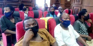 BREAKING: Court Grants Igboho's Aides Bail
